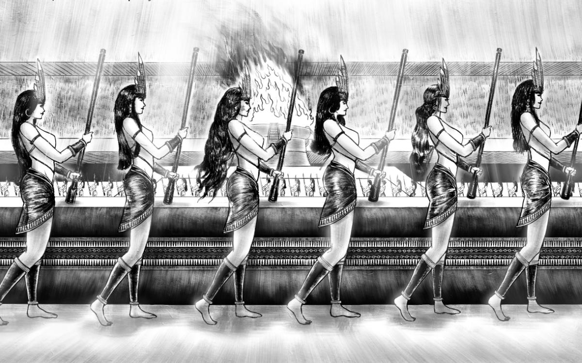 bài giảng truyện an dương vương và mị châu trọng thủy