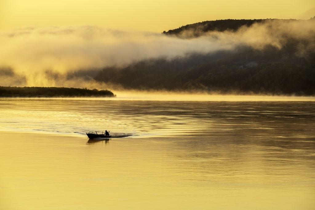 bài thơ Câu cá mùa thu
